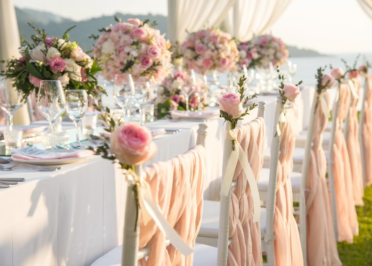 event styling with roses and chiffon 4 37341 162275060226887