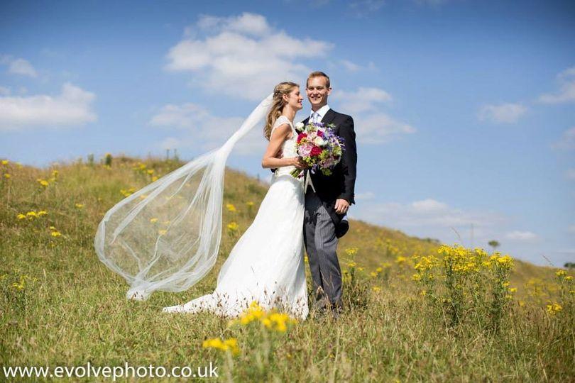 Dorset summer wedding