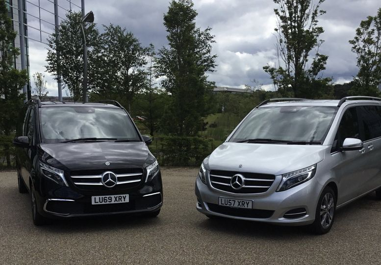 Black and silver range