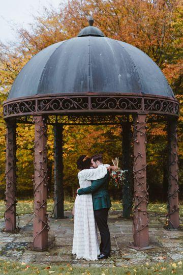 Autumn, boho wedding