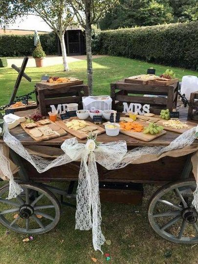 Vintage Cheese Cart Company