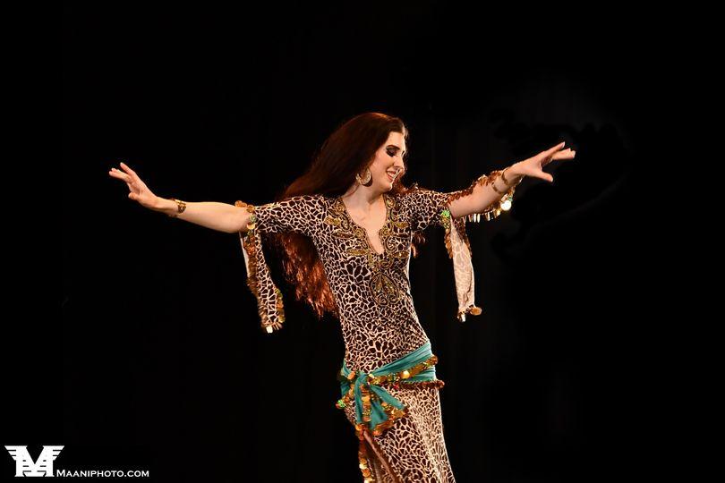 Traditional Egyptian dance