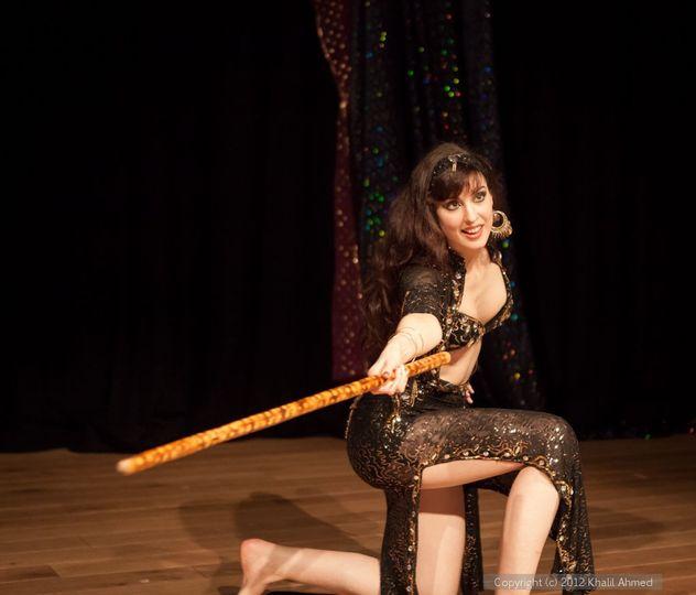 """Egyptian folk dance - """"saiidi"""""""