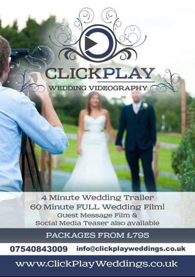 Videographers ClickPlay Weddings 53