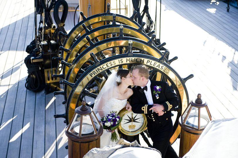 HMS Warrior credit Martin Lewis