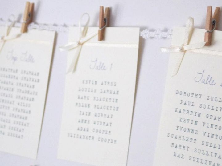 Vintage bow table plan
