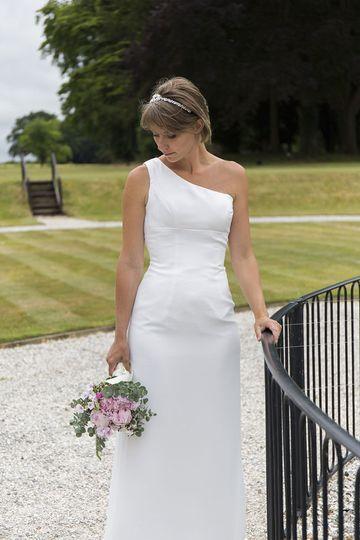 'Karina' sample dress