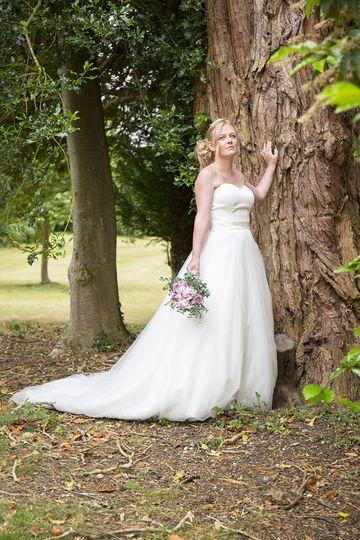 1 White Dress