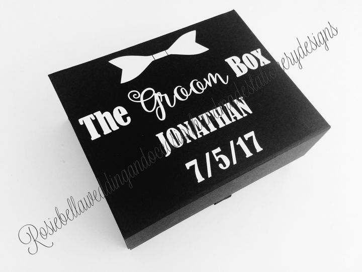 The groom box