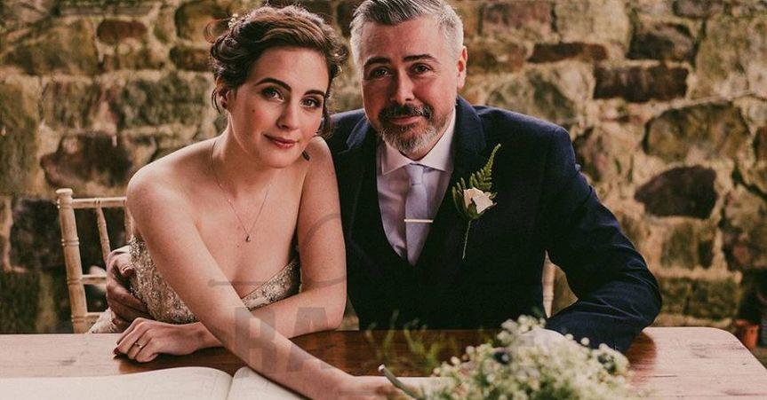 Ruth and husband
