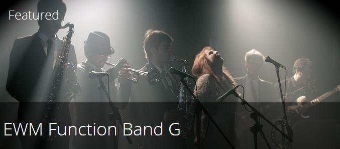 EWM 80's Function Band G