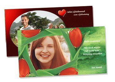 Photo greeting prints