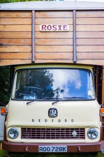 Rosie the lorry