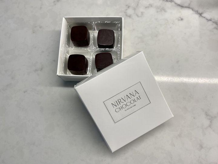 Handcrafted Belgian chocolates