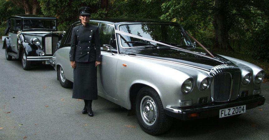 Lorraine in Uniform
