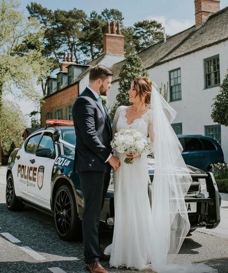 Dodge Police Car