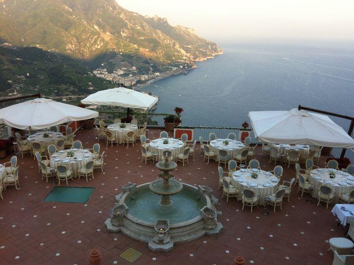 Terrace panorama