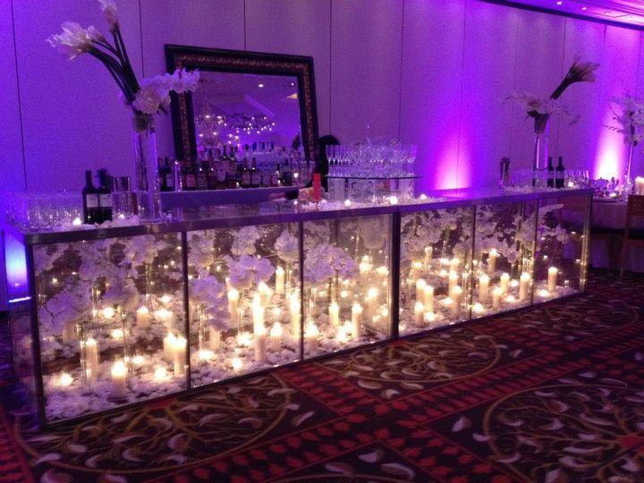 Our Beautiful Mirror Bar