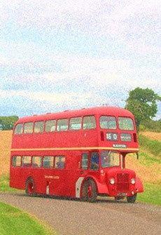 1964 Vintage bus