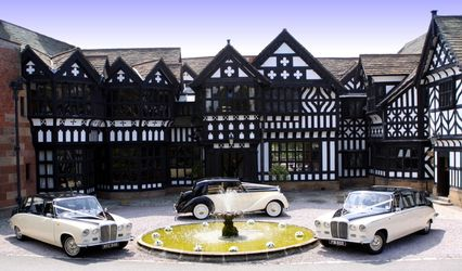 Classic Bridal Cars 1