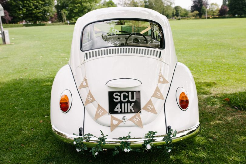 Carmen - 1972 VW Beetle
