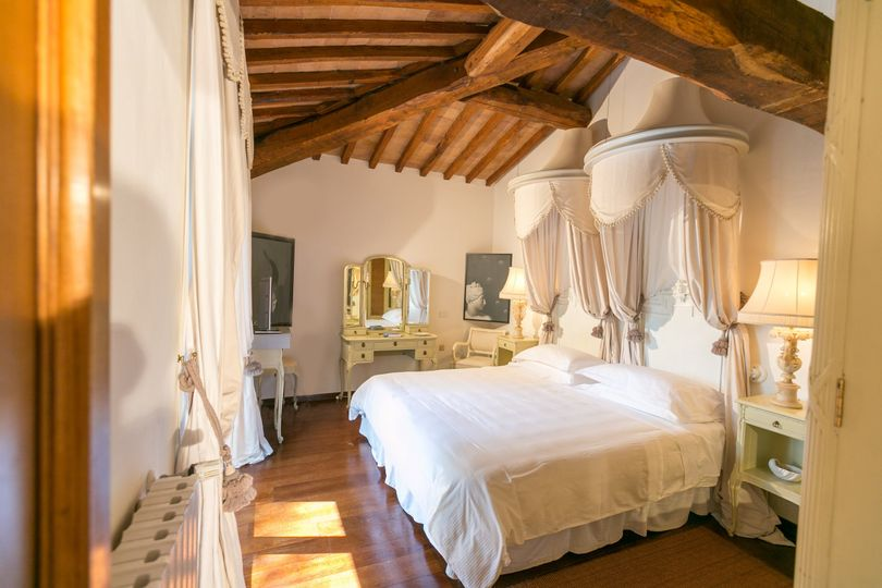 Junior Suite in the Ancient Stables