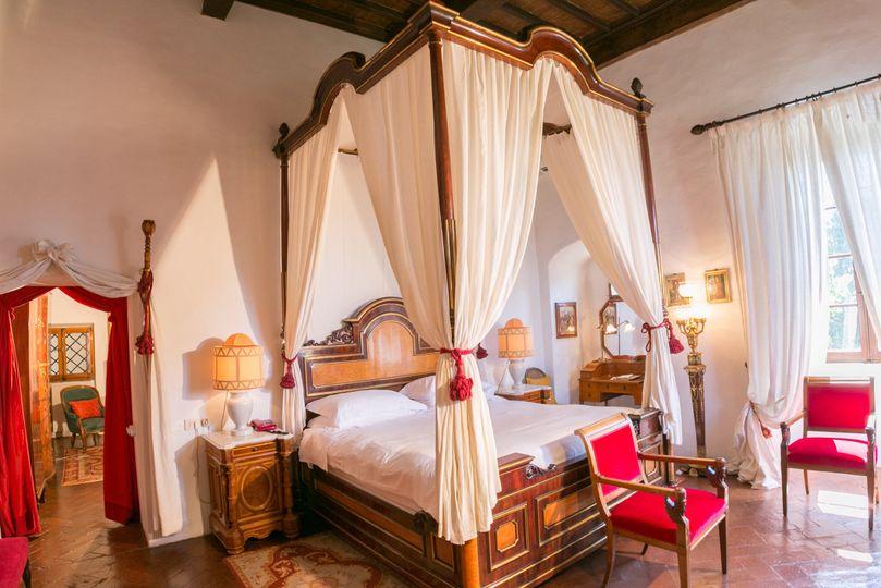 Fox Suite in the Papal Villa