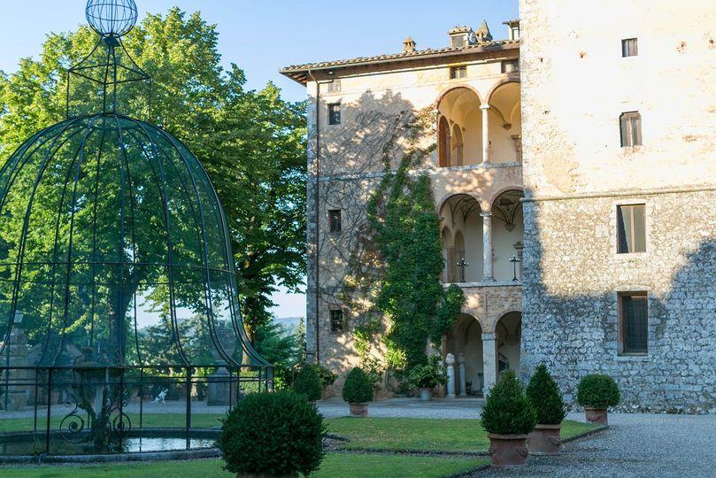 Papal Villa