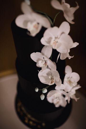 Sugar flower details