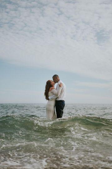Jodie and Hayden's wedding