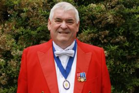Martyn The Toastmaster