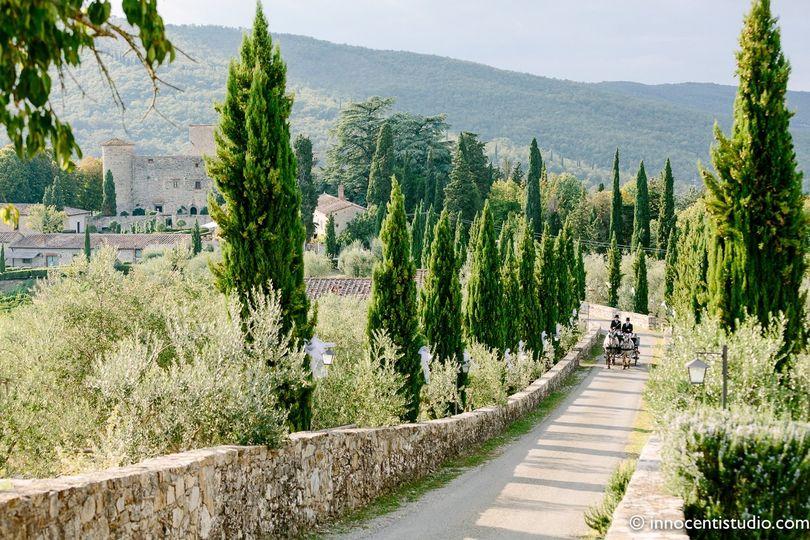 Castello di Meleto 9