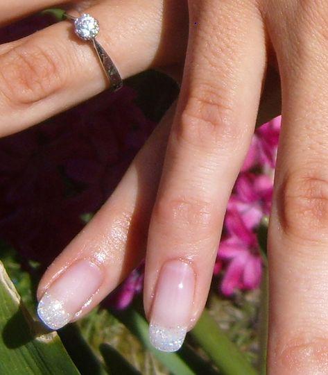 Nails that Sparkle!
