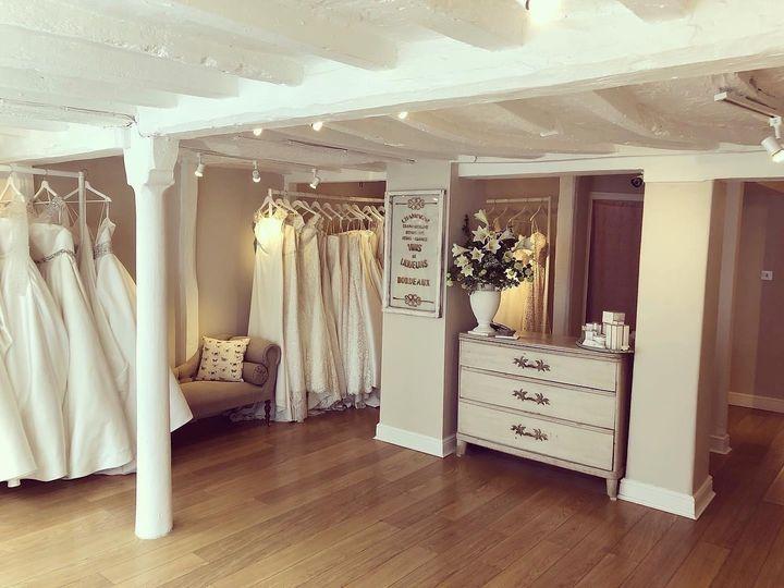 An elegant boutique