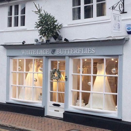 The shopfront