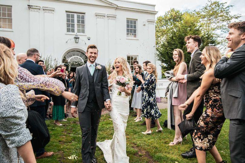 Dulwich wedding