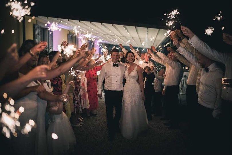 N&R real wedding