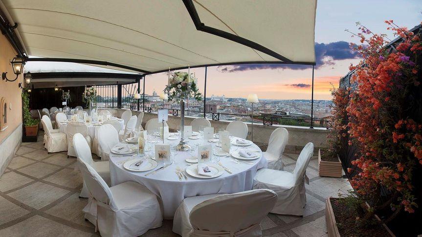 Hotel Hassler Roma 2