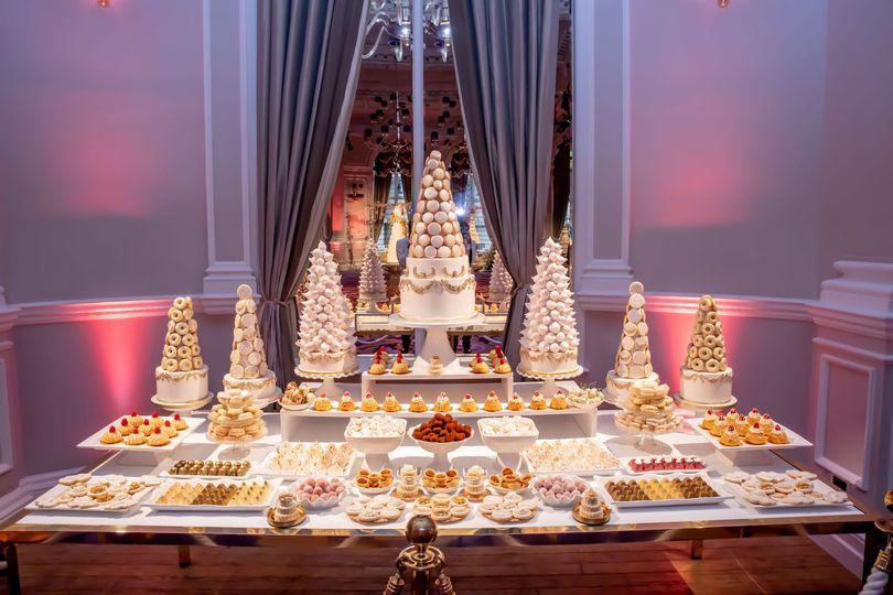 Dessert Tables, by Yevnig