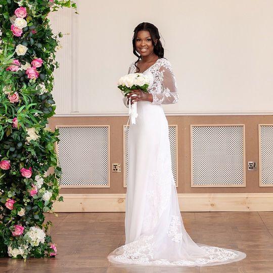Deborah & Aureo's wedding