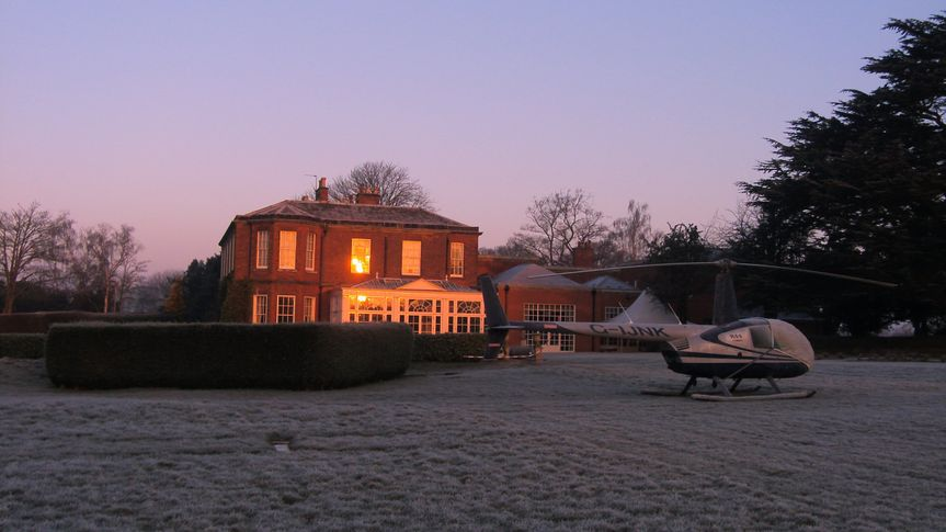 The Dovecliff Hall