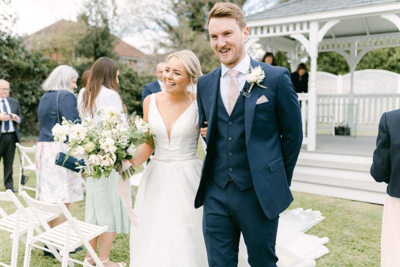 Georgie & Will's Wedding