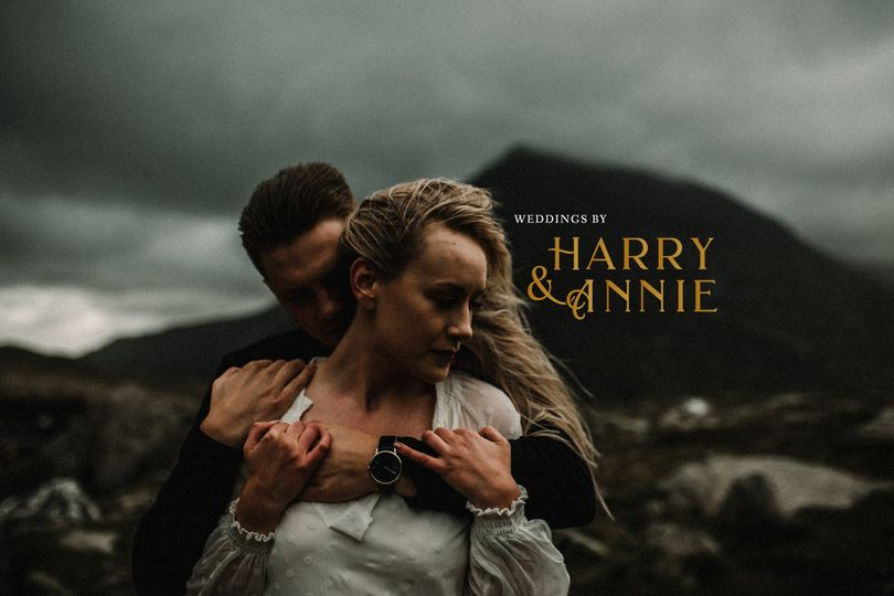 Weddings By Harry & Annie Logo
