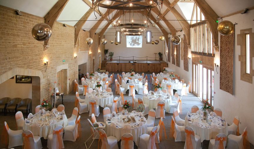 Haselbury Mill Hotel and Tythe Barn
