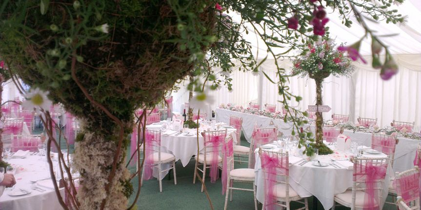 Decoration for your wedding