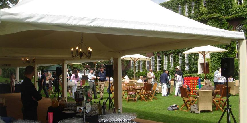 Events in the garden