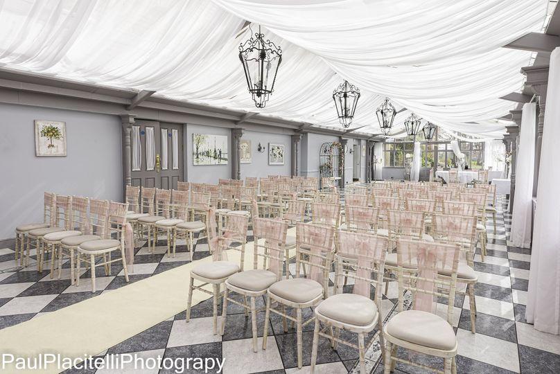 Civil Ceremony - The Orangery