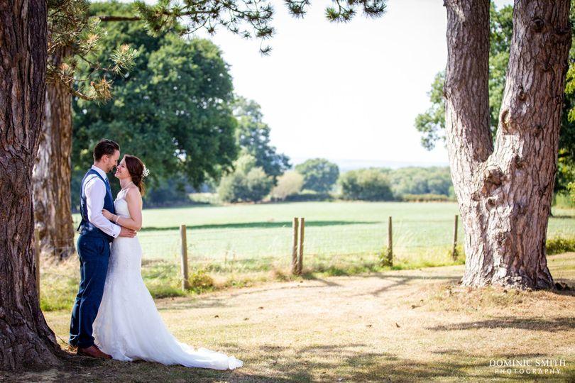 surrey countryside wedding venue 4 187613 160873631321475
