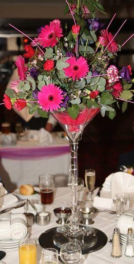 Martini vase