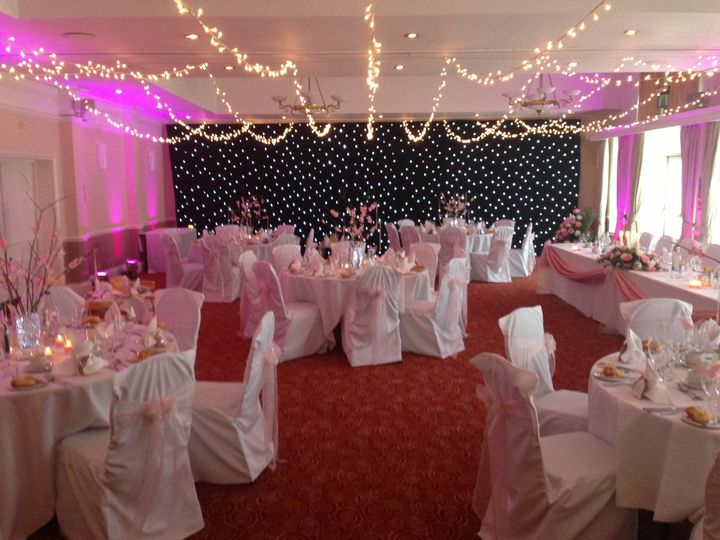 Gippeswick Suite - Wedding Breakfast